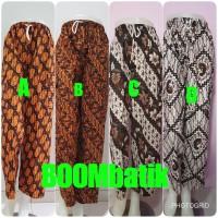 Celana Batik Betawi Boim Panjang Standard | CL1