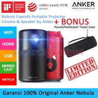 NEBULA CAPSULE Mini Portable Projector / Proyektor by Anker - D4111311