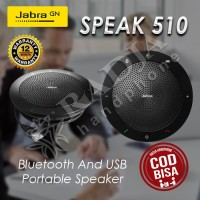 Harga jabra speak 510 bluetooth and usb portable speaker garansi | Pembandingharga.com