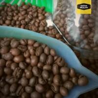 Kopi Lanang (Peaberry) 1Kg - Robusta Dampit - Roasted Bean