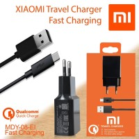 CHARGER XIAOMI ORIGINAL Micro USB QUALCOMM 3.0 Fast Charging MDY-08-EI