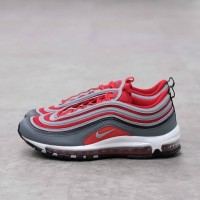Air Max 97 Grey Red 100% Authentic