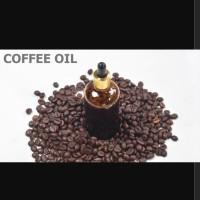 Organic Coffee Oil 10ml/Glowing Skin and Shinny Hairs