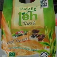 Teh Tarik Tamar Al-Haddad Malaysia | Bukan Aik Cheong| Bukan Nestea