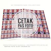 Harga jasa cetak pas foto 2x3 3x4 4x6 silky paper | Pembandingharga.com