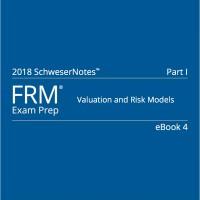 2018 FRM Part I Schweser Notes Book 1-4 + Qbank Part I