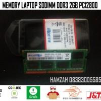 MEMORY LAPTOP SODIMM DDR3 BULLDOZER 2GB PC1600/12800 Garansi Lifetime