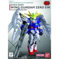 Bandai Gundam SD Ex-Standart Wing Zero Custom