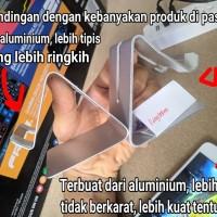 Harga dudukan hp tablet stand aluminium tebal premium untuk | antitipu.com
