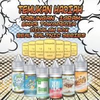 Real Salt Nic 25MG 30ML by 9Naga Liquid Real Salt Nic Mint Marlboro