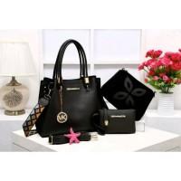 Harga best bag tas mk fashion set 3in1 selempang import murah batam | Pembandingharga.com