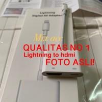 Lightning to Digital AV Adapter / Lightning to hdmi / Apple to hdmi