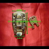 KK6/KUNCI KOPER+KUNCI/BOX/HARDCASE ACCESSORIES MURAH