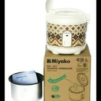 BEST PRICE MIYAKO RICE COOKER MAGIC COM PSG 607 0,6 LITER PENANAK NASI