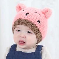 Harga topi kupluk rajut hangat lucu bayi laki laki perempuan untuk musim   antitipu.com