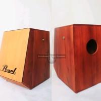 ALAT MUSIK LENGKAP || PAKET CAJON ELEKTRIK (drum box, cajon trapesium,