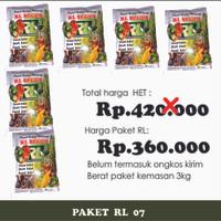 Harga paket rl 07 rl merah layu tanaman fermentasi tanah kompos   Pembandingharga.com