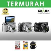 Harga jakarta digital nikon 1 j5 kit 10 30mm camera mirrorless paket | Pembandingharga.com