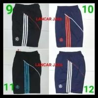 PRODUK TERBATAS Celana Pendek Adidas Lari ,Gym ,Futsal #LK BERGARANSI