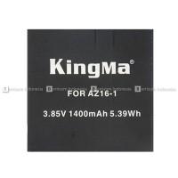 Kingma Baterai/Battery Replacement Xiaomi Yi 4K Ver.2 Action Camera