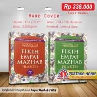Buku Fikih Empat Madzhab Praktis 2 Jilid