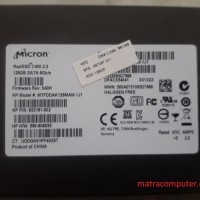 """SSD 128 Gb Micron 2,5"""""""