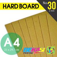 Karton Board No. 30 ukuran A4 21 x 29.7 cm
