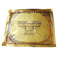 Harga masker topeng gold bio collagen facial mask masker muka | Pembandingharga.com