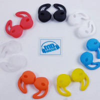Earhook Eartips Airpods Earbuds Silicone For Sport Apple Iphone