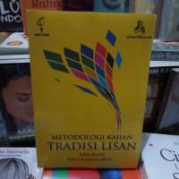 Metodologi kajian tradisi lisan