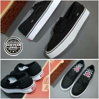 9d2f72efbb8 Sepatu Vans ZAPATO JAPATO black white orignal premium import