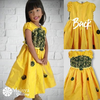 Baju Pesta Anak Sierra Dress
