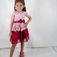 Baju Pestta Anak Harika Dress