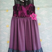 Baju Pesta Anak Dress Ayana