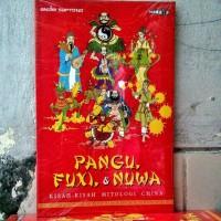 Pangu, Fuxi dan Nuwa: Kisah-Kisah Mitologi Cina
