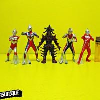 Action Figure Ultraman isi 5 275