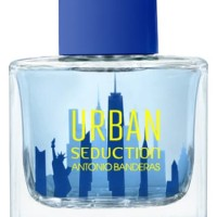 Antonio Banderas Urban Blue Seduction Man EDT 100ml NON BOX BERGARANSI