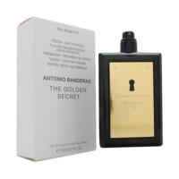 Antonio Banderas The Golden Secret Man EDT Parfum Pria 100 ML NON BOX