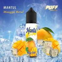 BEST FRUITY 2018 - Mantul Mangga Betul 60ML Liquid Mantul Mangga Betul