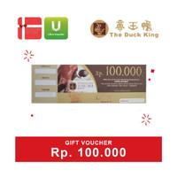 Voucher The Duck King Rp 100.000