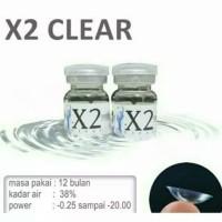 Harga x2 clear softlens soflens soflen bening untuk minus 10 00 | antitipu.com