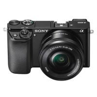 Harga sony mirrorless digital camera alpha a6000 ilce 6000l b | Pembandingharga.com