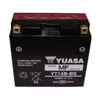 Baterai Aki Yuasa YT14B-BS MF Yamaha FJR1300 FZS1000 FZ1 V-Star