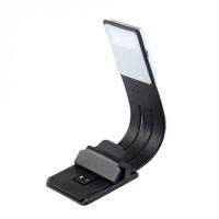Lampu Baca Buku LED Detachable Flexible Clip Bookmark Lights
