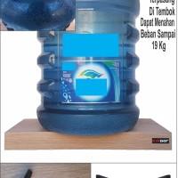 40x10x4cm Rak Dinding/Ambalan/Melayang/Floating Shelf MERK KINBAR A399