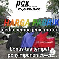 cover motor/sarung motor/tutup motor/jas motor