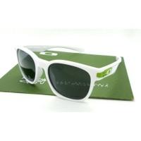 kacamata oakley garage rock white list green Berkualitas