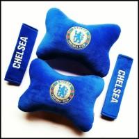 Gosend Ok Bantal Mobil Headrest Chelsea