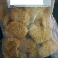 Chicken nugget/nugget ayam premium Love murah 1Kg
