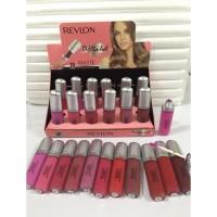 Lipstik Per Pcs Lipcream Revlon Ultra Hd Matte
